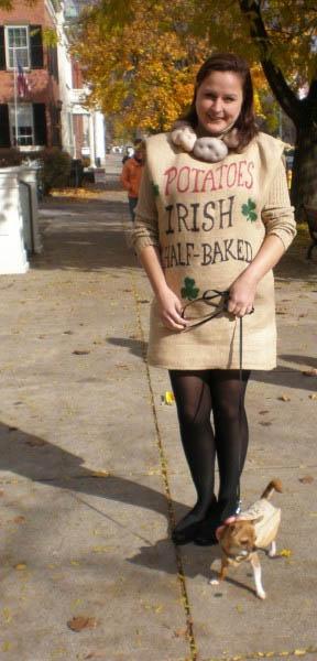 Irish Potato Sack and Tater Tot