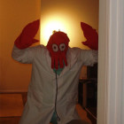 Dr Zoidberg Futurama Costumes