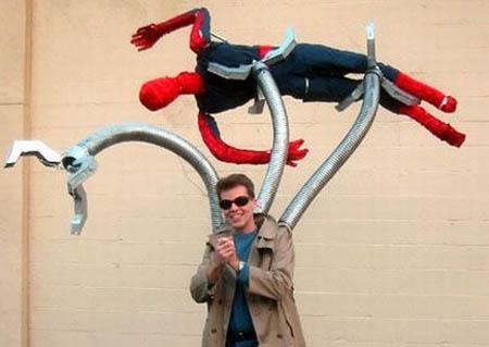 & Spiderman Doctor Octopus Costumes   Costume Pop   Costume Pop