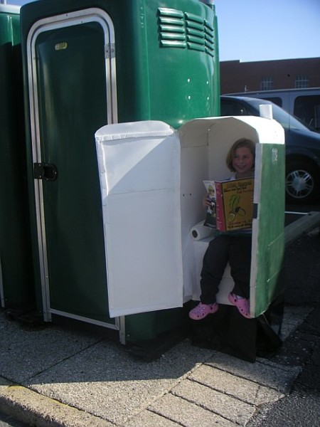 Port A Potty Costumes Costume Pop