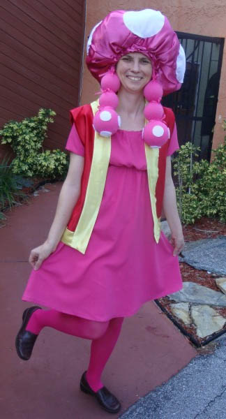 Toadette Costumes Costume Pop Costume Pop
