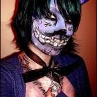 Cheshire Cat Makeup Costume