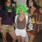 Wonka Costumes