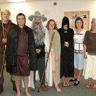 Lord of the Rings Group Costume