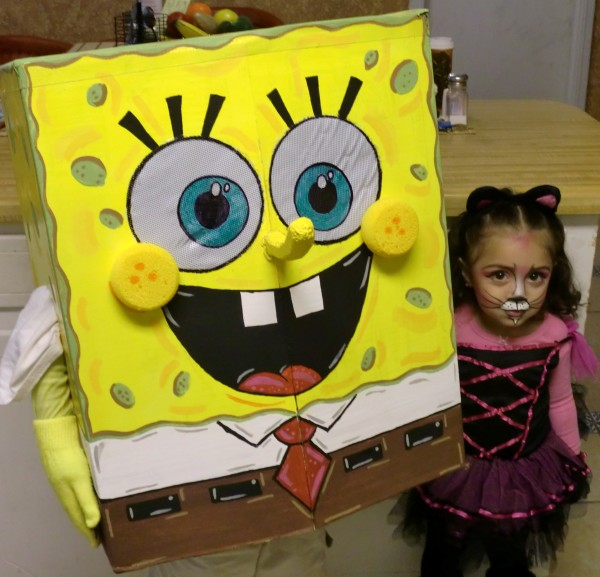 how to make spongebob squarepants costumes costume pop
