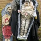 Hunchback Carrying Mummy Costumes