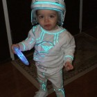 Aiden as Kevin Flynn from the Original TRON Costumes