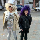 Lucy Gaga and Ozzy H. Costumes