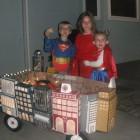 Superheroes Save Metropolis Costumes