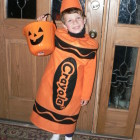 Kyle the Orange Crayon Costumes