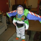 Buzz Lightyear Kid's Costumes