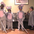3 Blind Mice & The Farmer's Wife Customes