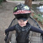 Toothless the Night Fury Dragon Costumes