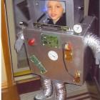 Robot Caleb Costumes