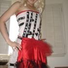 Alice in Wonderland-Tim Burton Costumes