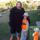 The Chicken Whisperer and His Chicken Costumes