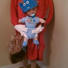 Mommy's Little Monster Costumes