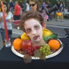 Head on a Platter! Costumes