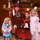 Kids in Wonderland Costumes