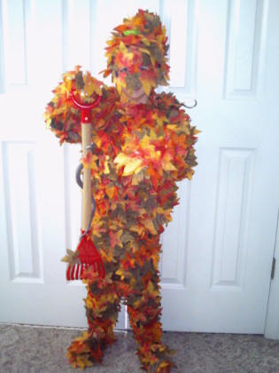 Pile of Leaves Costumes