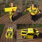 Bumblebee Transformer Costumes