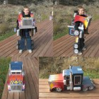 Transforming Optimus Prime Costumes