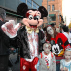 Walt Disney World Zombie Family Costumes