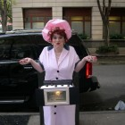 I Love Lucy and the Chocolate Factory Episode Costumes