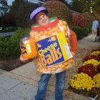 Barrel Of Cheeseballs Costumes