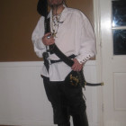 The Dreaded Pirate Rob Costumes