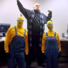 Despicable Me: Gru and his Minions Costumes