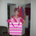 Victoria Secret Shopping Bag Costumes