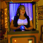 Fortune Teller Booth Costumes