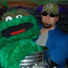 DIY Oscar the Grouch Costumes