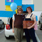 """Young Ellie and Carl from """"Up"""" Costumes"""
