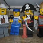 The Lego Men Cosutmes