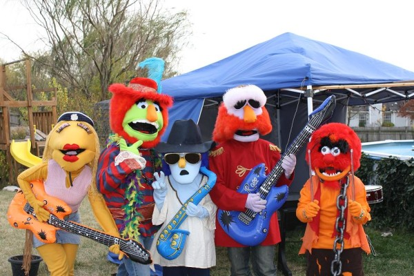dr teeth and the electric mayhem costumes costume pop