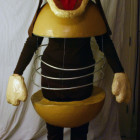 Homemade Slinky Dog Costume