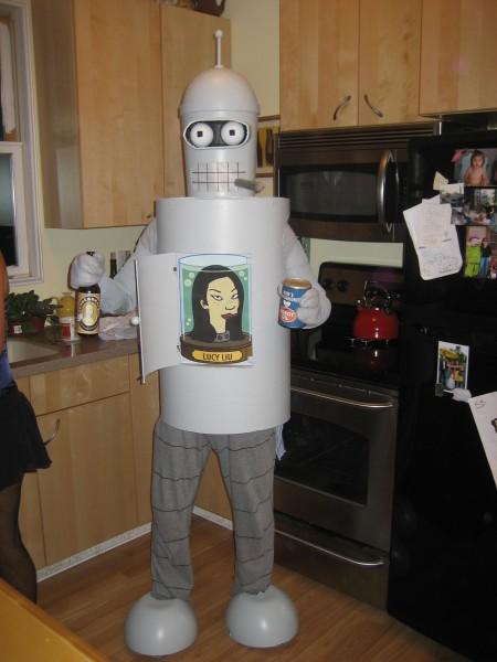 Bender Costumes Costume Pop