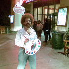 Happy little trees/Bob Ross Costumes