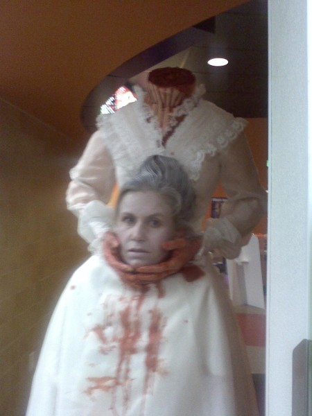 Headless Marie Costumes Costume Pop
