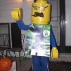 Agent LEGO Minifigure Costumes