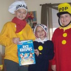 Snap, Crackle, Pop Costumes
