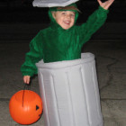 Oscar the Grouch Costumes