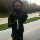 Pumpkin Head Costumes