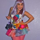 Katy Perry from California Gurls Music Video Costumes