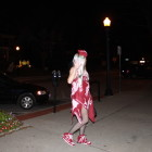 Lady Gaga Meat Dress Costumes