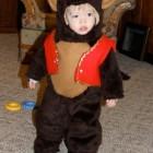 Monkey Grinder Costumes