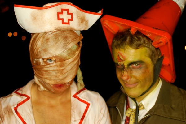 Plants Vs. Zombies and Silent Hill Nurse
