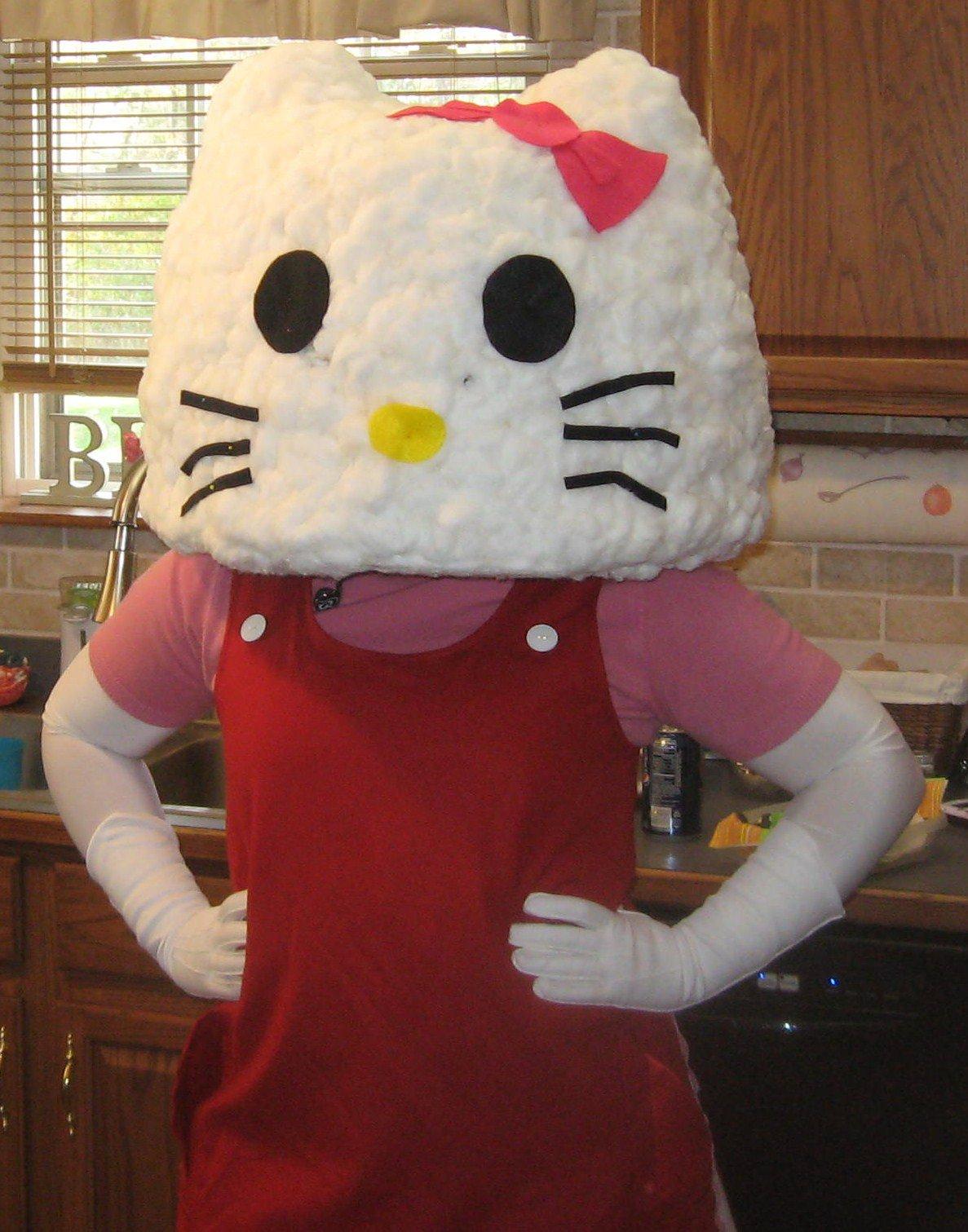 Hello Kitty Costume